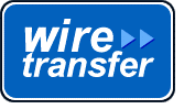 Wire Transfer Accepted
