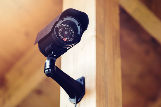 home surveillance video camera