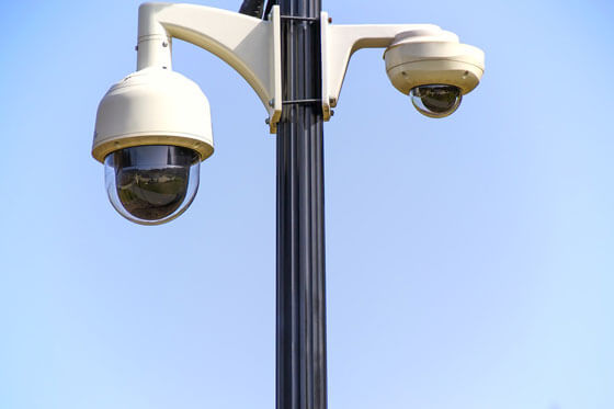 Security Cameras with 360-Degree View - CCTV Security Pros