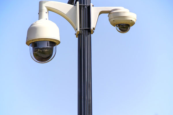 Security Cameras with Local Storage