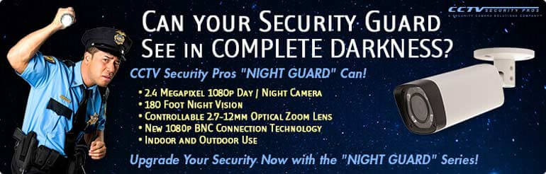 (180 FOOT MOTORIZED NIGHT VISION)  Motorized Zoom 1080p Super High Definition Infrared Security Camera with 180 Foot Night Vision