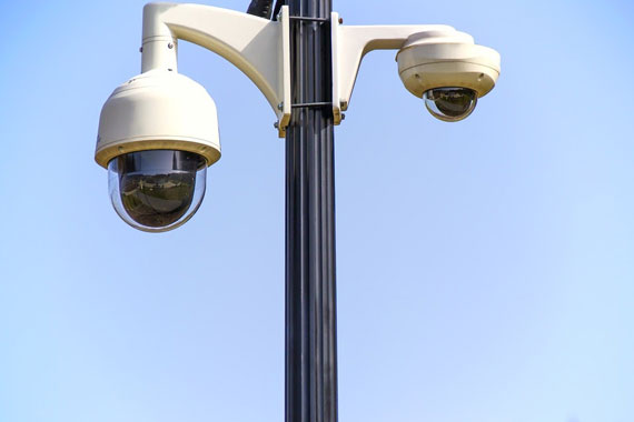 vandal proof dome security cameras